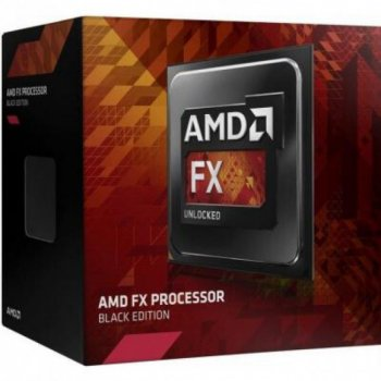 Процесор Ryzen AM3 + AMD FX-8370 Box