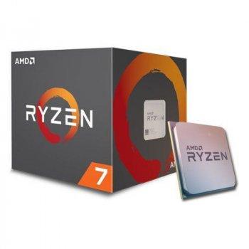 Процесор AM4 AMD Ryzen 7 1700X Box (YD170XBCAEWOF)