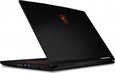 Ноутбук MSI GF63 i5-9300H/32GB/480 GTX1050Ti
