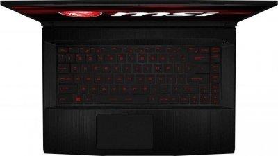 Ноутбук MSI GF63 i5-9300H/16GB/256 + 1 Тб GTX1050Ti
