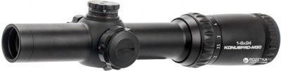 Оптичний приціл Konus Konuspro M-30 1 - 6 x 24 Circle Dot IR (7182Konus)