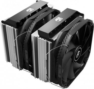 Кулер процессорный Deepcool Assassin III, Intel: 2066/2011-v3/2011/1151/1150/1155/1366, AMD: AM4/AM3+/AM3/AM2+/AM2/FM2+/FM2/FM1, 165х161х140 мм, 4-pin