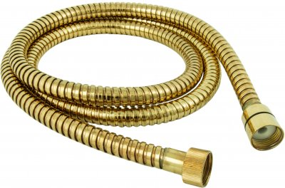 Шланг душевой EMMEVI 150 см золотой OR C02706A