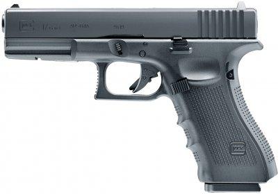 Пневматичний пістолет Umarex GLOCK 17 GEN4 4.5 мм (5.8364)