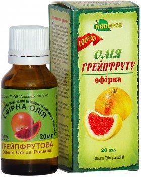 Олія ефірна Адверсо Грейпфрутова 20 мл (4820104012626)