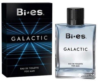 Туалетная вода для мужчин Bi-es Galactic Mont Blanc -Starwalker 100 мл (5902734842763)