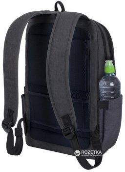 "Рюкзак для ноутбука RIVACASE 7760 15.6"" Black (7760 (Black))"