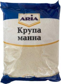 Манная крупа Aria 1 кг (4820204760045)