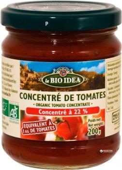 Паста томатная La Bio Idea Органическая 22 % 200 г (8712153027125)