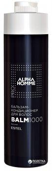 Бальзам-кондиционер для волос Estel Professional Alpha Homme Pro 1000 мл (4606453051246)