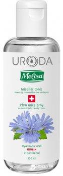 Міцелярна рідина Uroda Melisa 300 мл (5902734840202)