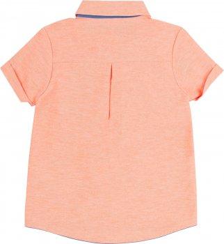 Рубашка Бемби РБ116 Оранжевая