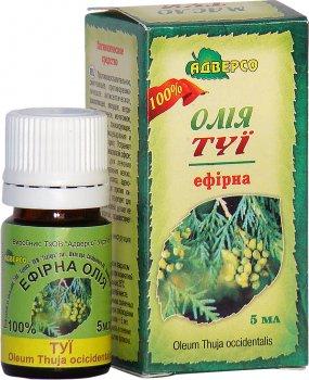 Олія ефірна Адверсо Туї 5 мл (4820104011803)