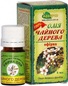Олія ефірна Адверсо Чайного дерева 5 мл (4820104010707)