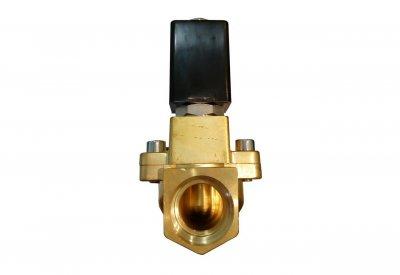 """Клапан 3/4"""" RF-SV-2W-20c нормально-закритий електромагнітний (соленоїдний) непрямого дії"""