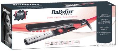 Щипцы для волос BABYLISS ST293PE с паром