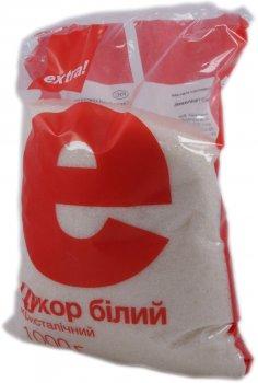 Цукор білий Extra кристалічний 1 кг (4824034015825_4823096411705)