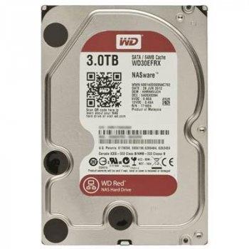 Жорсткий диск 3.5 3TB Western Digital (WD30EFRX) (WY36WD30EFRX)