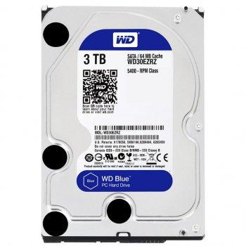 Жорсткий диск 3.5 3TB Western Digital (WD30EZRZ) (WY36WD30EZRZ)