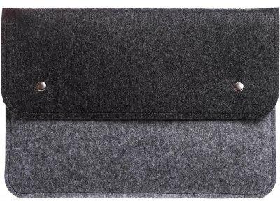 "Чохол для ноутбука Gmakin для Macbook Pro 15"" Black/Grey (GM05-15)"