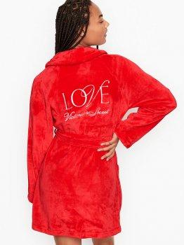 Халат Victoria's Secret 66763565 Красный