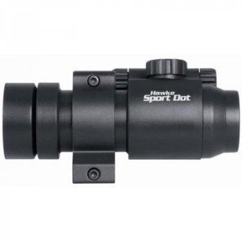 Приціл Hawke Sport Dot 1x30 WP (9-11mm/Weaver) (12100)