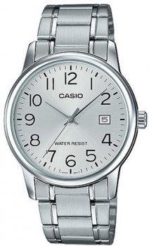 Чоловічий наручний годинник Casio LTP-V002D-7BUDF