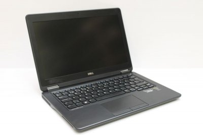 Ноутбук Dell Latitude E7450-Intel Core-I5-5300U-2.3GHz-4Gb-DDR3-120Gb-SSD-W14-Web-(B)- Б/В