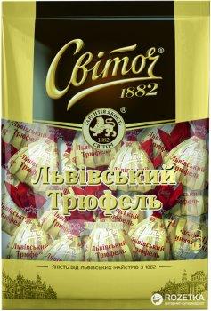 Конфеты Світоч Львовский трюфель 196 г (4823000920811)