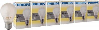 Лампа накаливания Philips Stan 60W E27 230V A55 FR 6 шт (926000007317S)