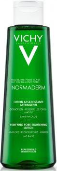 Тоник Vichy Normaderm для лица для сужения пор 200 мл (3337871320751)