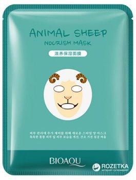 Маска Bioaqua Animal Sheep Nourish Mask 30 г (6947790783048/2000100034774)