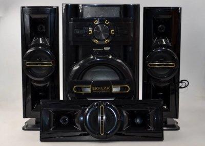 Акустическая система с сабвуфером 3.1 DJACK E-503 60W (FM-радио, Bluetooth, USB flash, SD card)