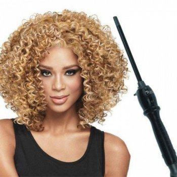 Профессиональная плойка для волос Tico 100305 Micro stick 10мм тико, стайлер, щипцы для объема, инструмент для завивки, выпрямитель, волнистых локонов