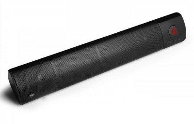 Портативна бездротова Bluetooth стерео колонка SPS WM-1300 Чорна (1300)