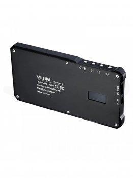 Накамерне світло RGB LED Vijim VL-3 з регулятором яскравості світлодіодна панель