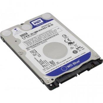 "Жорсткий диск для ноутбука Western Digital Blue 500 ГБ 2.5"" SATAIII 5400rpm 16MB (WD5000LPCX)"