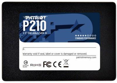 SSD накопичувач PATRIOT P210 256 GB