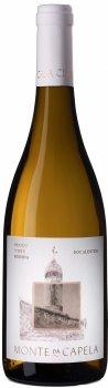 Вино Monte da Capela DOC Reserva Антау Важ, Аринто 2018 белое сухое 0.75 л 12.5% (5604563001037)