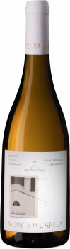 Вино Monte da Capela Вердехо 2019 белое сухое 0.75 л 13% (5604563001099)