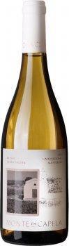 Вино Monte da Capela Branco de 2019 Curtimeta (Пелликулярная мацерация) Вионье, Аринто белое сухое 0.75 л 13.5% (5604563001082)