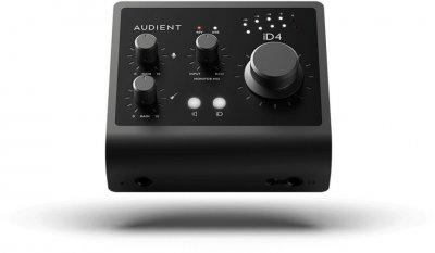 Аудіоінтерфейс Audient iD4 MKII (231102)