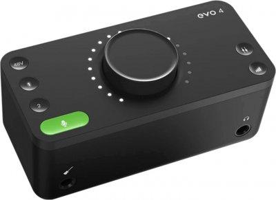 Аудіоінтерфейс Audient EVO4 (230133)