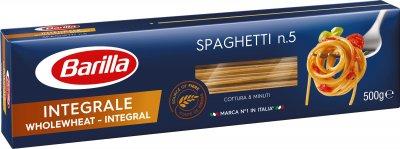 Макароны Barilla Integrale Spaghetti Спагетти 500 г (8076809529419)