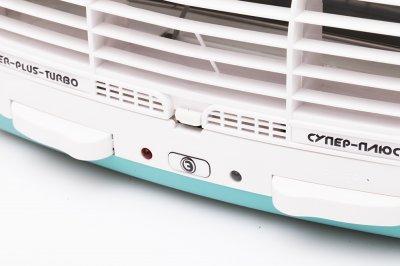 Очиститель-ионизатор воздуха Супер Плюс Турбо Супер-Плюс™ Голубой 000047656