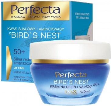 Крем для лица против морщин Perfecta Bird's Nest Cream Day and Night 50+ 50 мл (5900525056955)