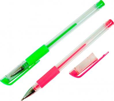 Набор гелевых ручек 12 шт ZiBi Neon-Metallic 12 цветов (ZB.2205-99)