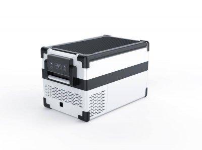 Автохолодильник компресорний Smartbuster S52, 52л. 12/24/220В