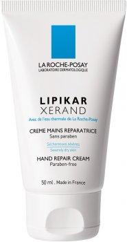 Восстанавливающий крем для рук La Roche-Posay Lipikar 50 мл (3337872412684)