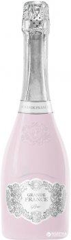 Вино ігристе Grande France рожеве солодке 0.75 л 10.0-13.5% (4820000945813)